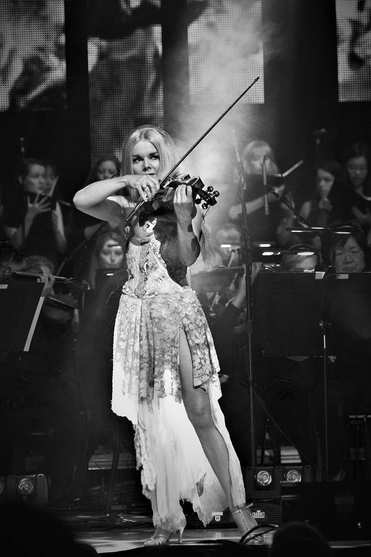 Photos Videos Multimedia M 225 Ir 233 Ad Nesbitt Celtic Violinist