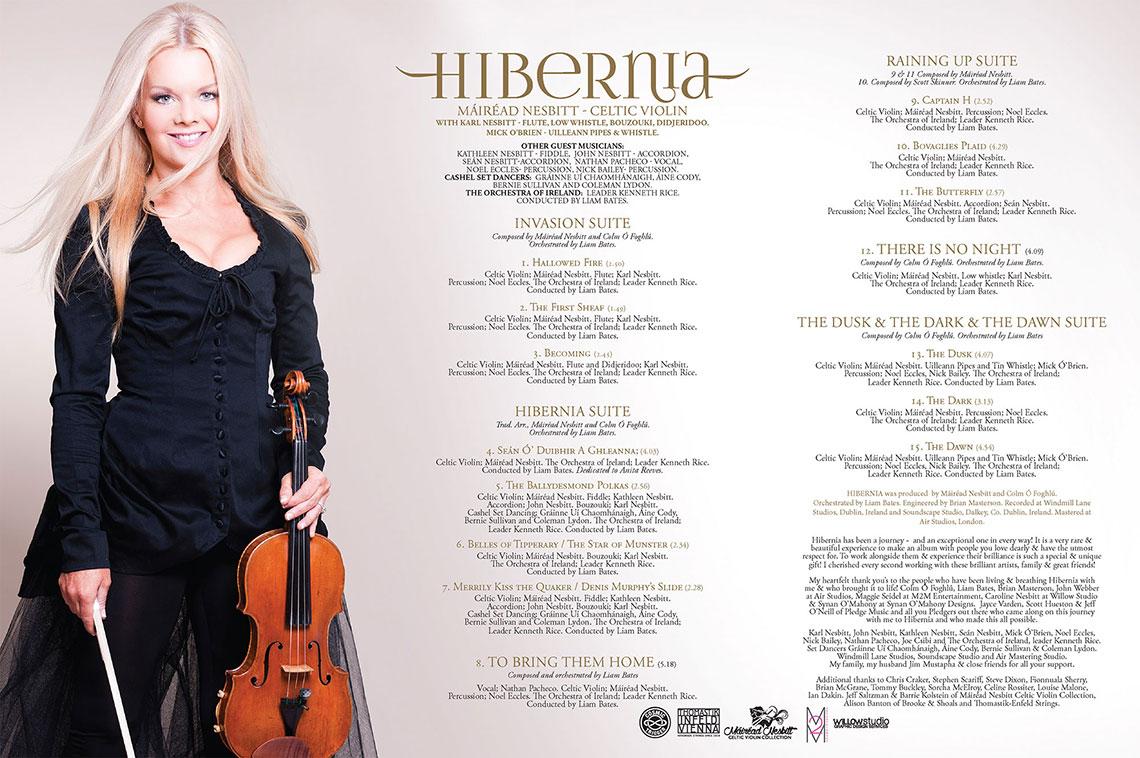 Máiréad Nesbitt - Hibernia