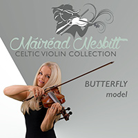 Mairead Nesbitt Celtic Violin Collection Butterfly Model