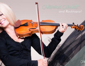Mairead Nesbitt and Rocktopia