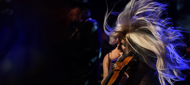 Máiréad Nesbitt Celtic Violinist | Official Website