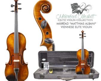Matthias Albani Violin Mairead Nesbitt